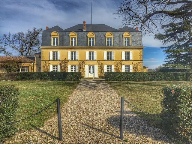 Belles demeures, propriétés viticoles, villas