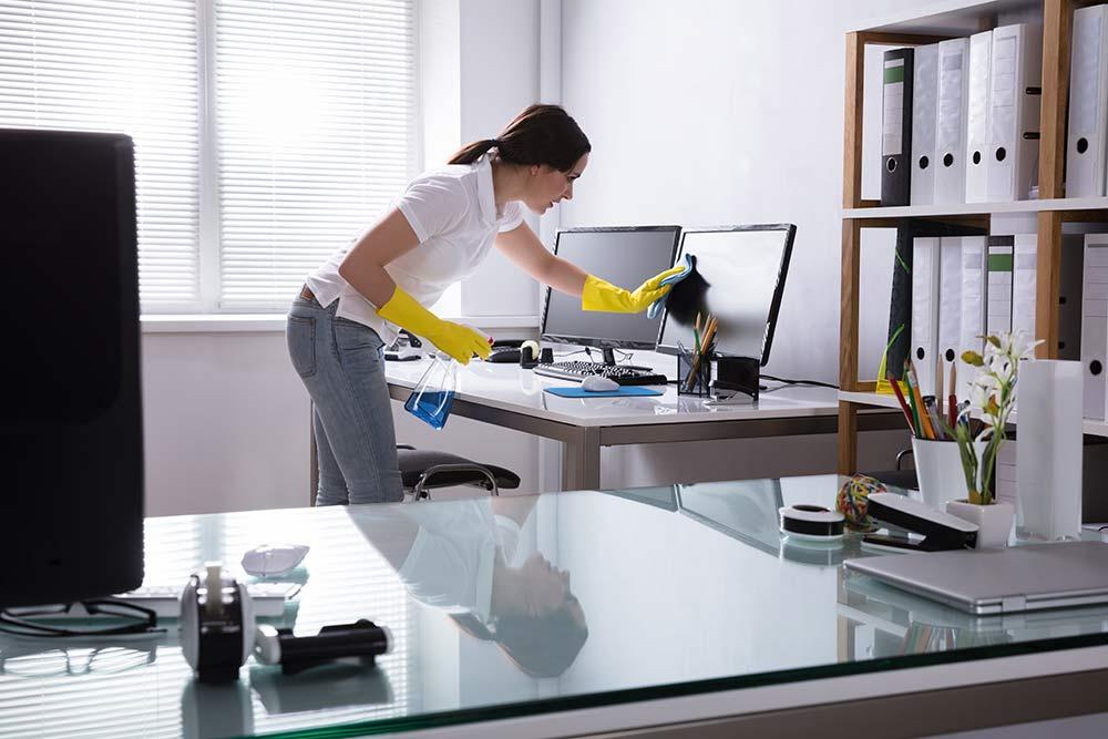 Nettoyage d'entreprises et bureaux