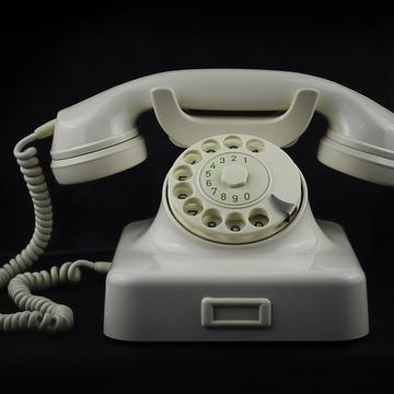 Nettoyage de combiné de téléphone