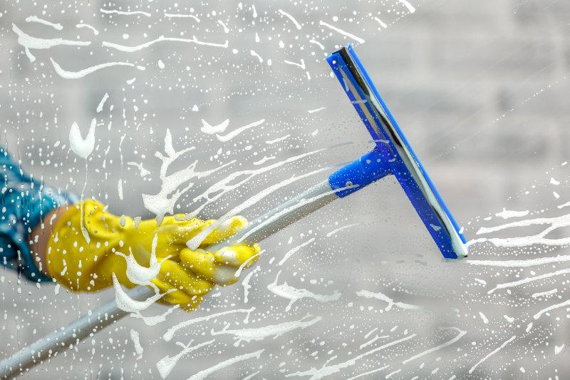 Nettoyage de vitre pour les professionnels
