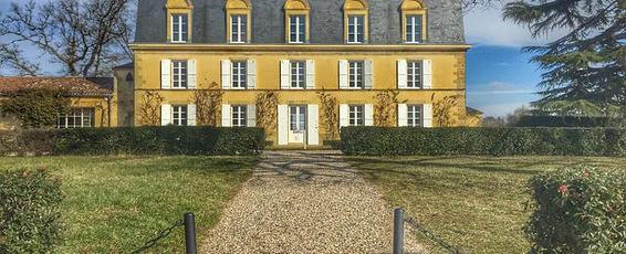 Belles demeures et propriétés viticoles